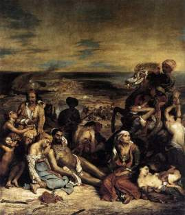 η σφαγή της χίου